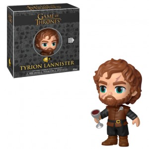 5 Star figure Game of Thrones Tyrion Lannister