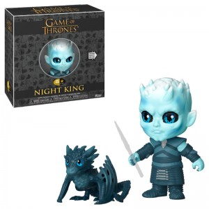 5 Star figure Game of Thrones Night King