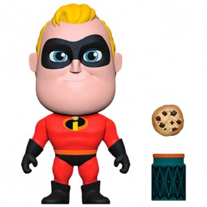 5 Star figure Disney Incredibles 2 Mr. Incredible