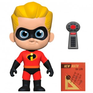 5 Star figure Disney Incredibles 2 Dash