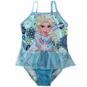 Disney Frozen swimsuit Elsa Magic