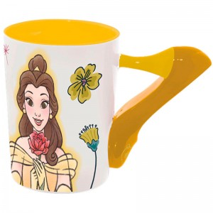 Disney Beauty and Beast Belle Shoe 3D mug