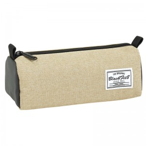 Blackfit8 Sand pencil case