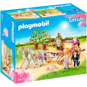 Playmobil Bridal Carriage