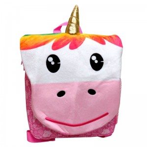 Bagoose animal backpack unicorn 26cm