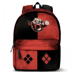 DC Comics Suicide Squad Harley Quinn backpack 42cm