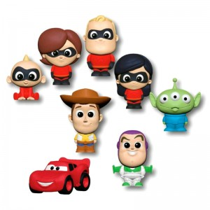 Disney Pixar assorted Squeeze toys