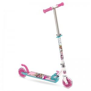 LOL Surprise aluminum scooter doll