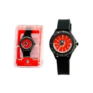 Atletico Madrid young player analogue watch