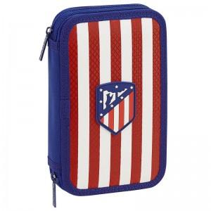 Atletico Madrid double pencil case 28pcs