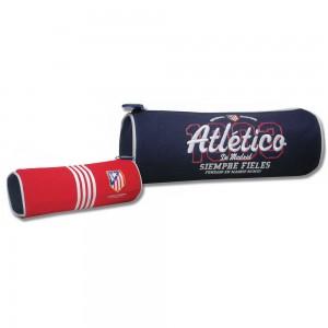 Estuche Atletico de Madrid cilindrico surtido