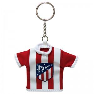 Atletico Madrid t-shirt keychain