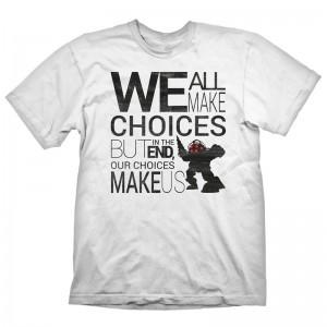 Bioshock Quote Vintage t-shirt