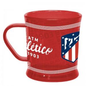 Atletico Madrid translucent mug