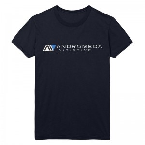 Mass Effect Andromeda Andromeda Initiative t-shirt