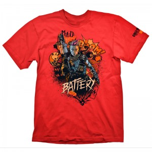 Call of Duty Black Ops 4 Battery t-shirt