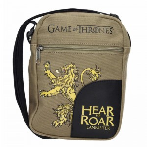 Game of Thrones Lannister messenger bag