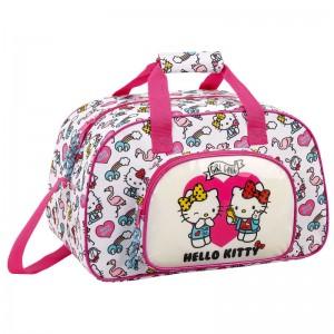 Hello Kitty Girl Gang sport bag 40cm