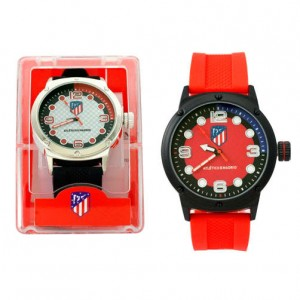 Atletico Madrid analogue watch
