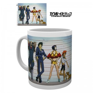 Cowboy Bebop Line Up mug