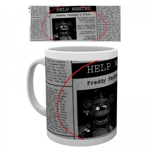 Five Nights at Freddys Help Wanted mug