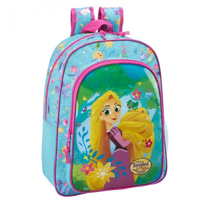 aa7aa4533a5 Disney Tangled adaptable backpack 42cm