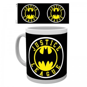 DC comics Batman Justice League mug