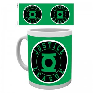 DC comics Green Lantern Justice League mug
