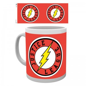 DC comics The Flash Justice League mug