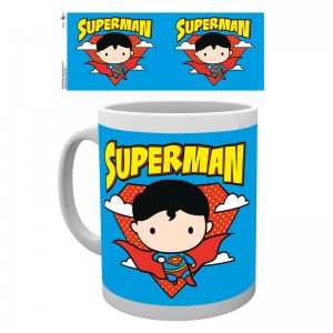 DC Comics Justice League Superman Chibi mug