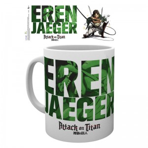 Attack On Titan Season 2 Eren mug