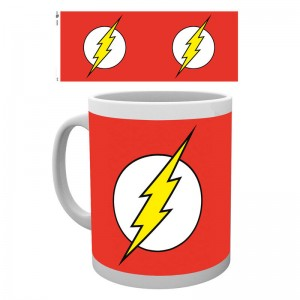 DC comics The Flash logo mug