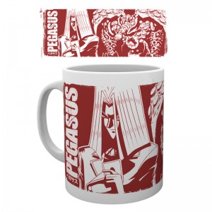 Yu Gi Oh Pegasus mug