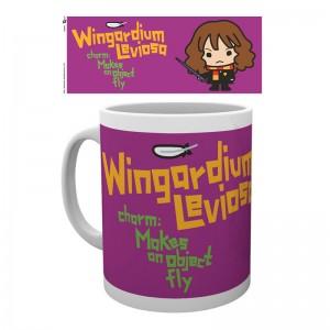 Harry Potter Wingardium Leviosa mug