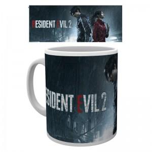 Resident Evil 2 Rain Key Art mug