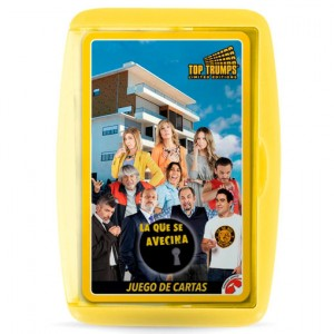 Spanish game La Que Se Avecina Top Trumps