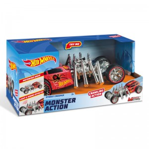 Hot Wheels Monster Action Street Creeper car