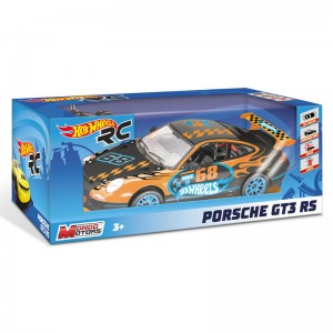 Hot Wheels Porsche GT3 RS radio control car