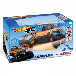 Hot Wheels Crawler radio control car