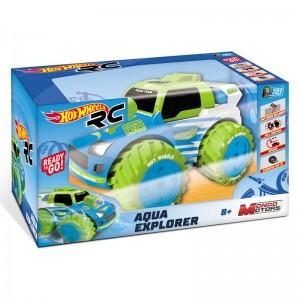Hot Wheels Aqua Explorer amphibious radio control