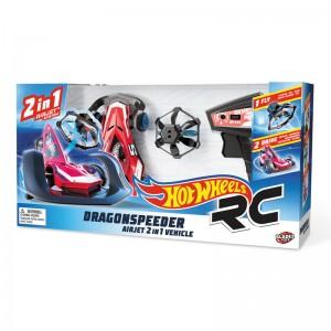 Hot Wheels Car Drone Dragonspeeder radio control car