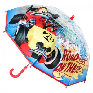 Disney Mickey Roadster bubble POE umbrella 45cm