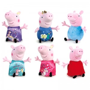 Peppa Pig Its Magic assorted plush toy 20cm