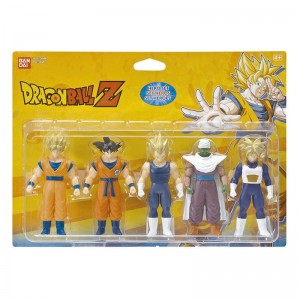 Dragon Ball Z assorted figures set