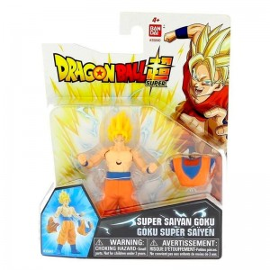 Dragon Ball Super assorted Super Power figures