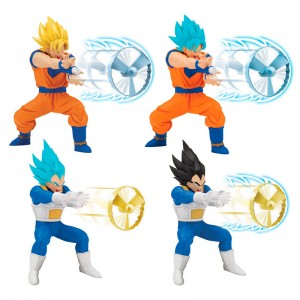 Dragon Ball Super Kamehameha assorted figure