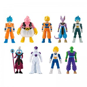 Dragon Ball Super assorted combat figures