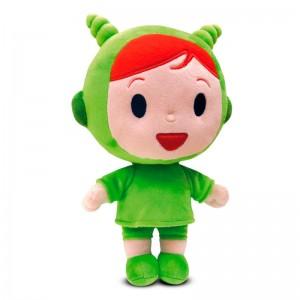 Pocoyo Nina plush toy 26cm