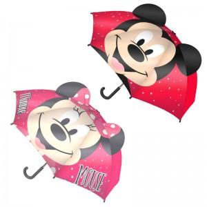 Disney Mickey assorted manual pop-up umbrella 42cm