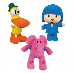 Pocoyo plush mini toy 25cm